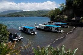 lembeh boats